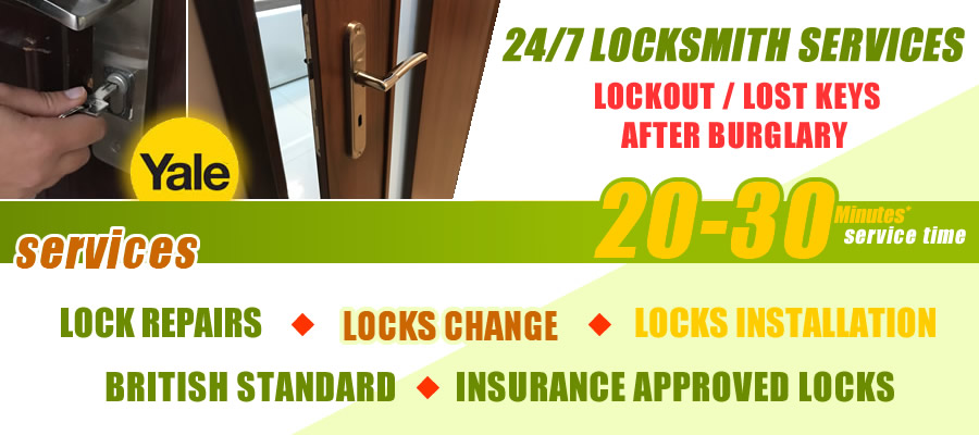 Staines-upon-Thames Locksmith